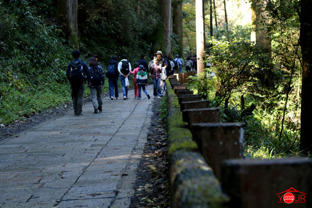 Trail #1 mount takao