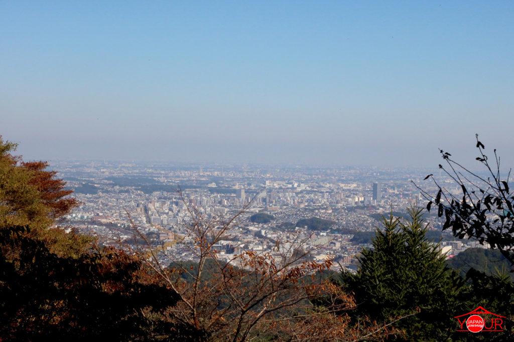 Kasumidai Observatory Mt. Takao