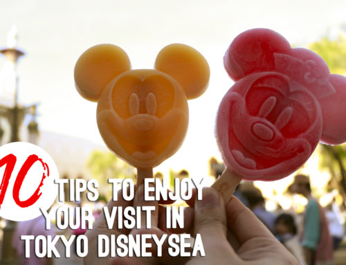 10 Tips To Enjoy Your Visit in Tokyo DisneySea