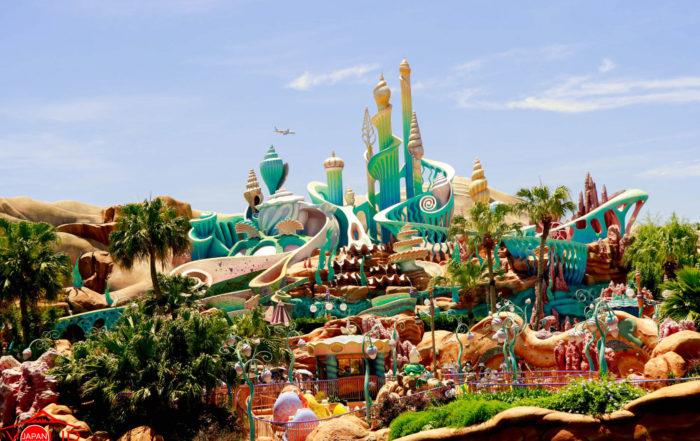 Tokyo DisneySea - Ariel's Playground