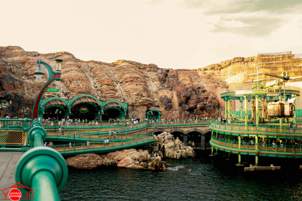Tokyo DisneySea - 20,000 League Under the Sea