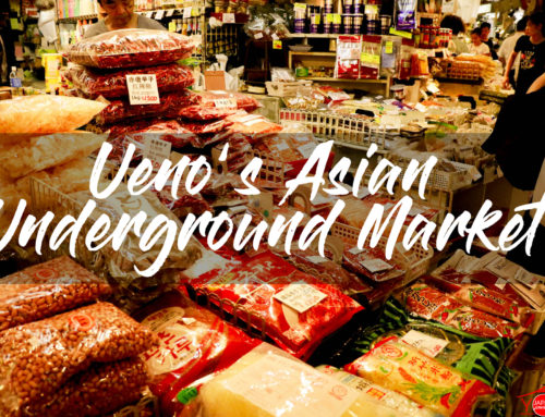 Ueno's Asian Underground Market