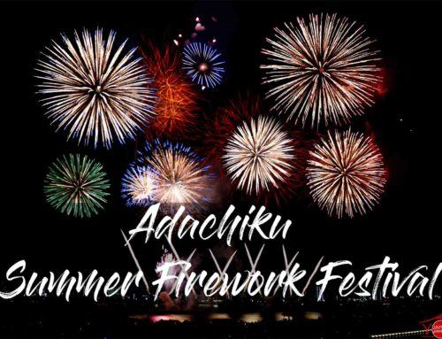 Adachiku Firework Festival