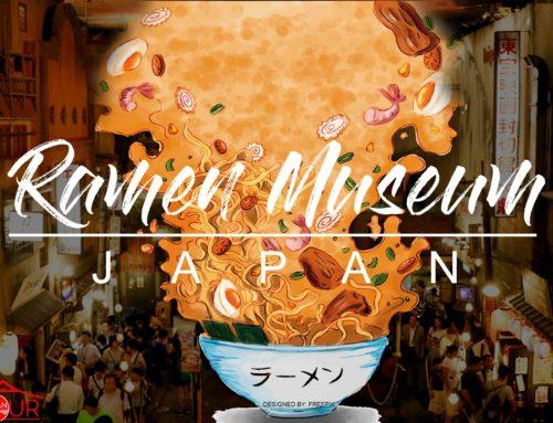 Japan Ramen Museum