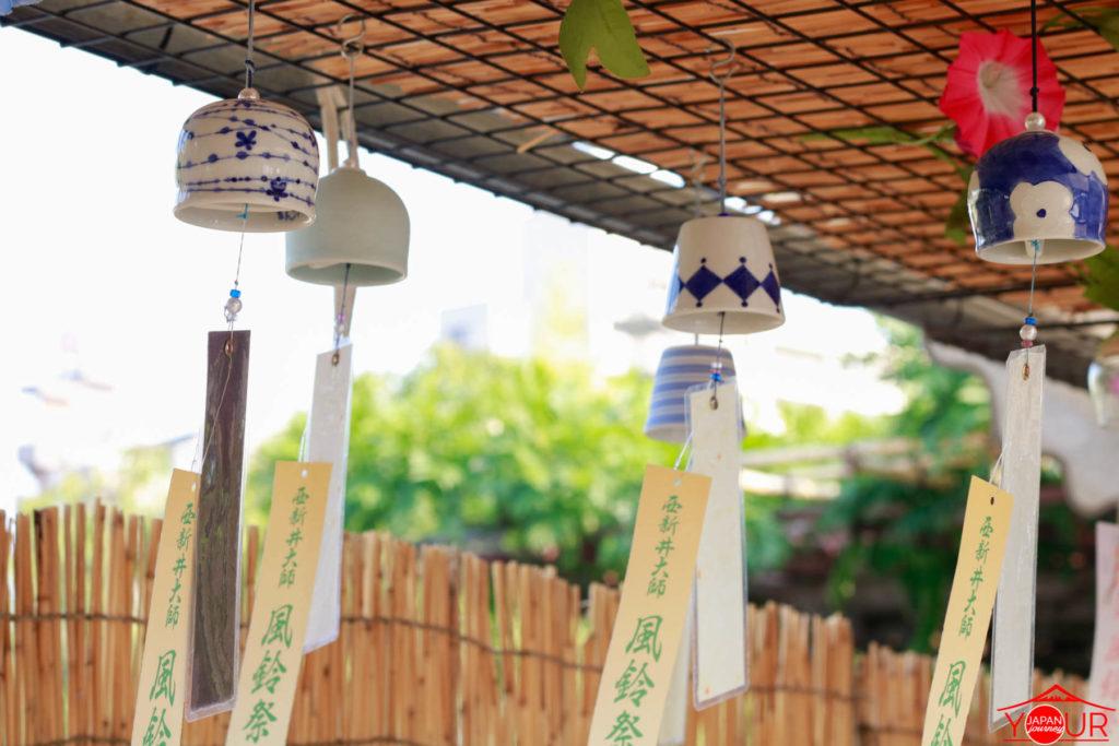 Japanese Wind Chime Festival