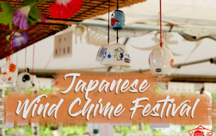 Japanese Wind Chime Festival