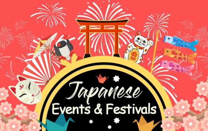 Japanese Events and Festivals