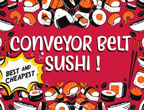 Conveyor Belt Sushi – Kurasushi