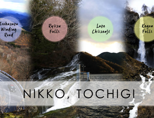 Irohazaka Winding Road, RyūzuFalls, Lake Chūzenji, Kegon Falls: Nikko, Tochigi