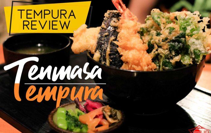 Tenmasa Tempura - Ueno, Okachimachi