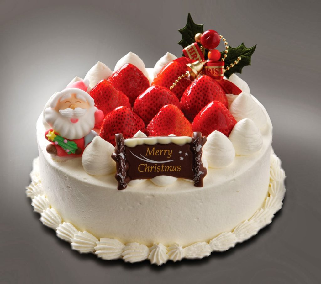 Christmas in Japan: Christmas Cake