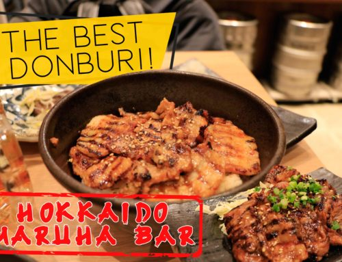 Hokkaido Maruha Bar – Best Donburi!