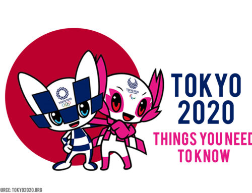 Things You Need To Know About TOKYO 2020
