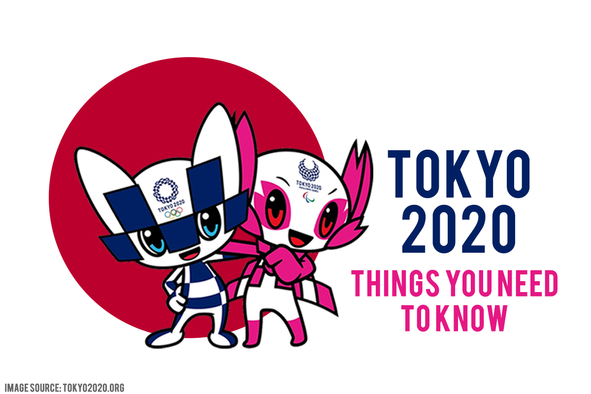 Things You Need To Know About Tokyo 2020 Your Japan Journey