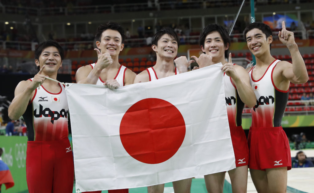Tokyo 2020 Olympics by The Japan Times