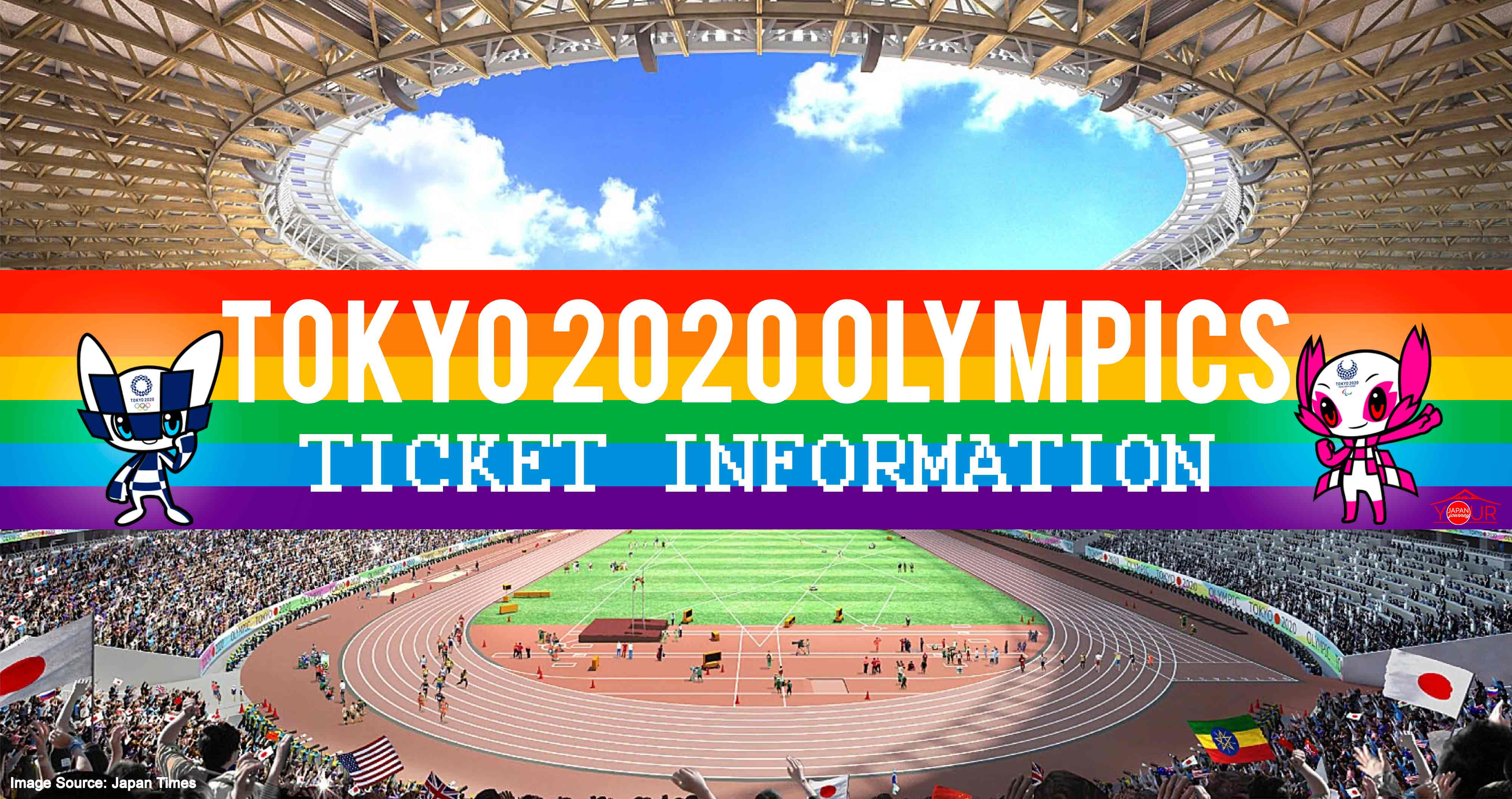 Tokyo 2020 Olympics Ticket Information