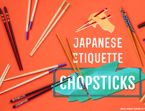 Japanese Etiquette: Chopsticks