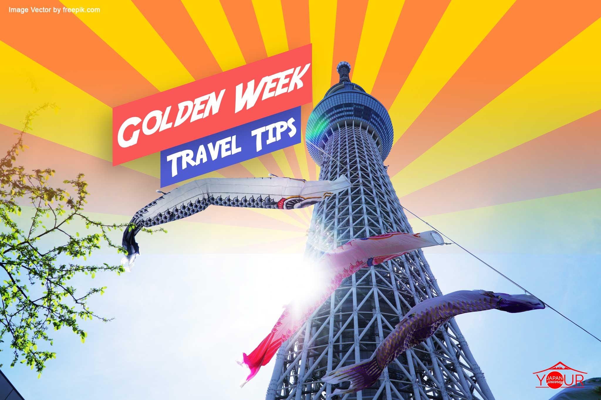 Japan Golden Week Travel Tips