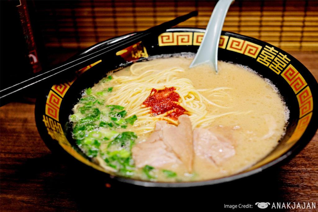 Japanese Ramen-Types-Flavor-tonkatsu