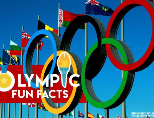 Olympic Fun Facts