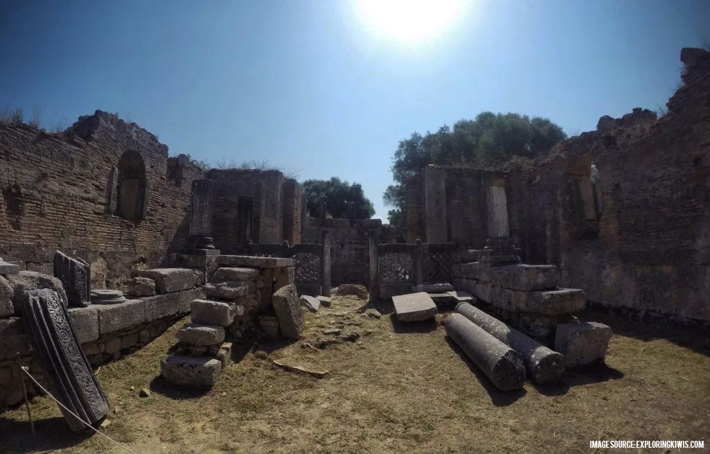 Olympia, Greece ruins