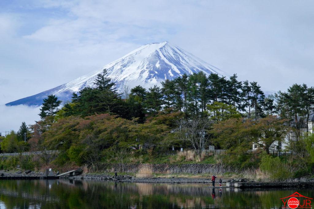 Lake Kawaguchiko - Mt. Fuji Photo