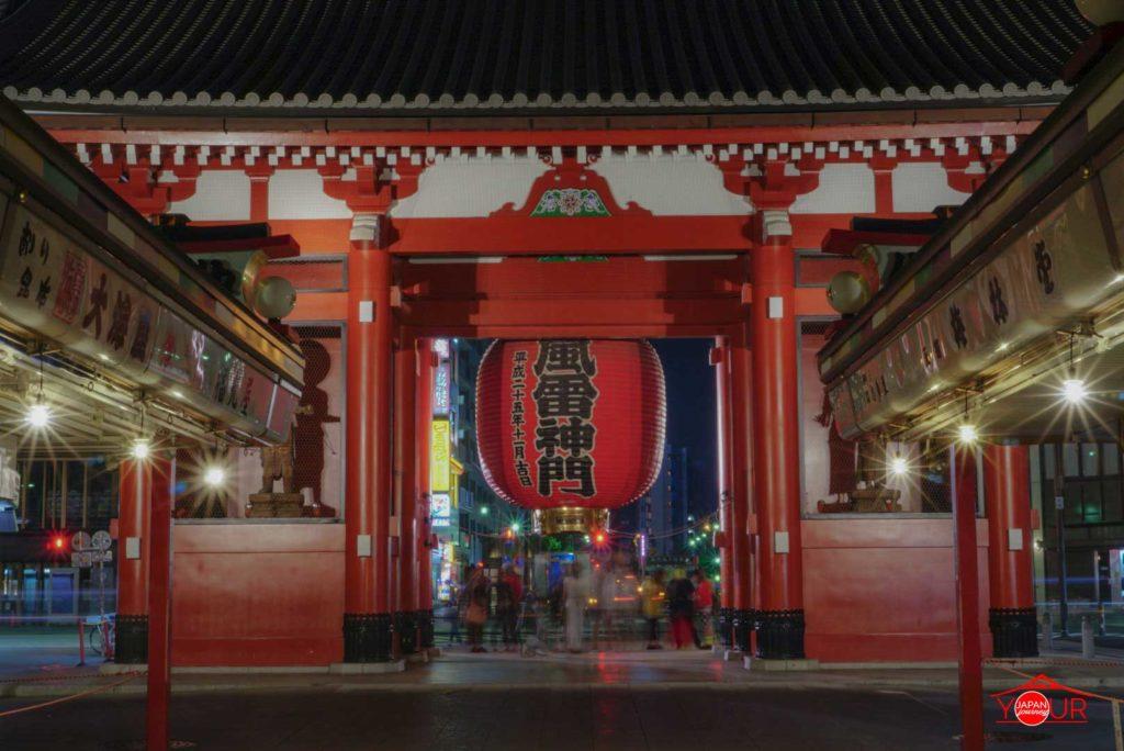 Instagrammable Spots in Tokyo - Asakusa Sensoji Temple