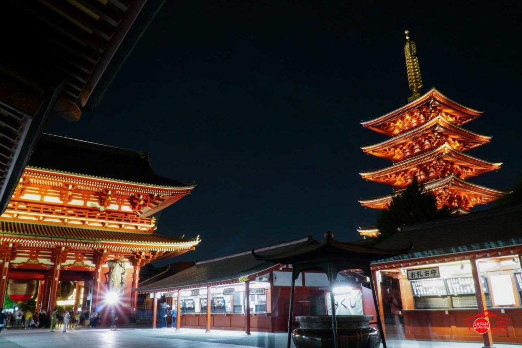 Asakusa Sensoji Temple 2