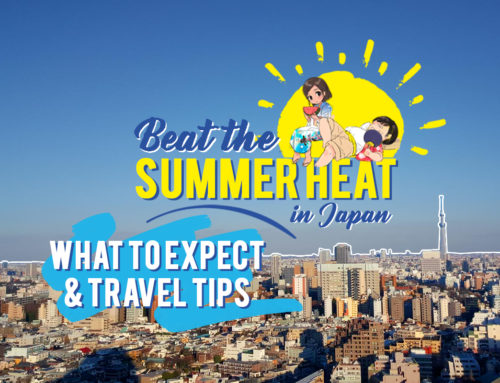 Beat the Summer heat in Japan: What to Expect & Travel Tips