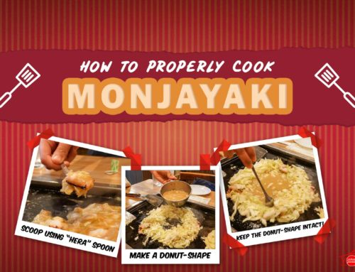 How to Properly Cook Monjayaki