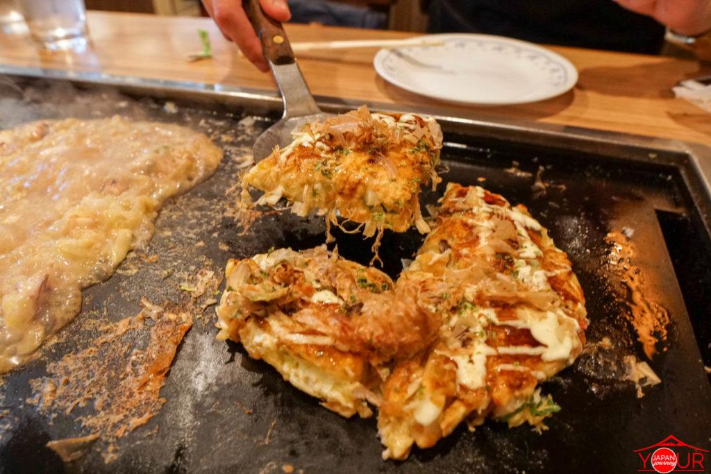 Okonomiyaki - Osaka Style