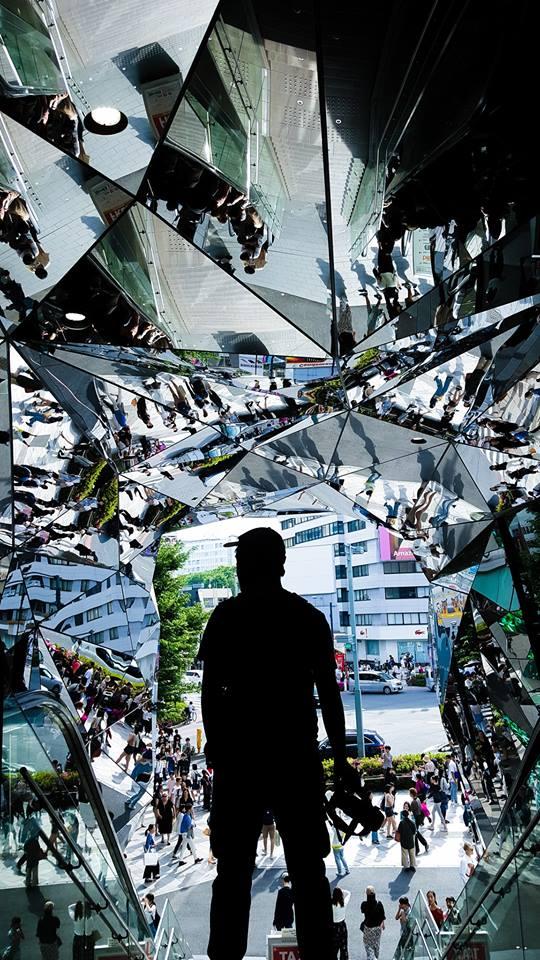 Instagrammable Spots in Tokyo - Omotesando Tokyu Plaza