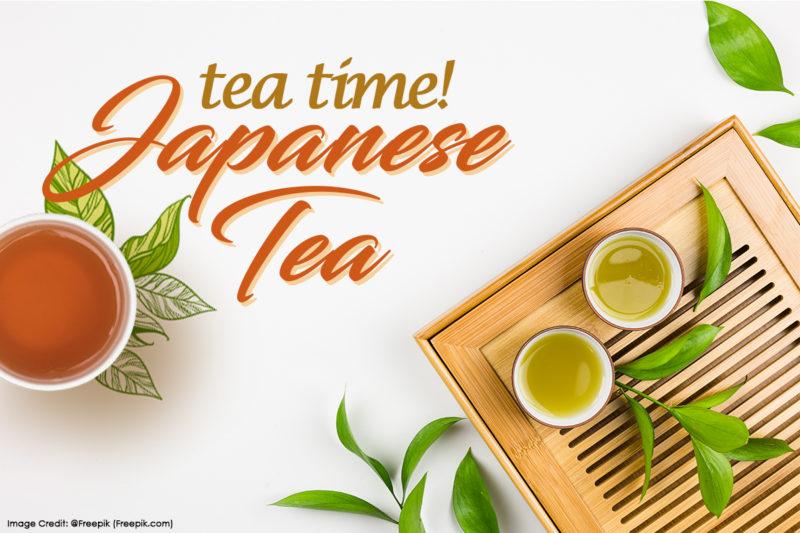 Japanese Tea Time