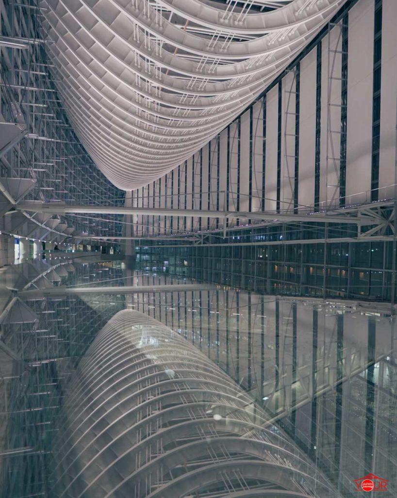 Instagrammable Spots in Tokyo - Tokyo International Forum 1