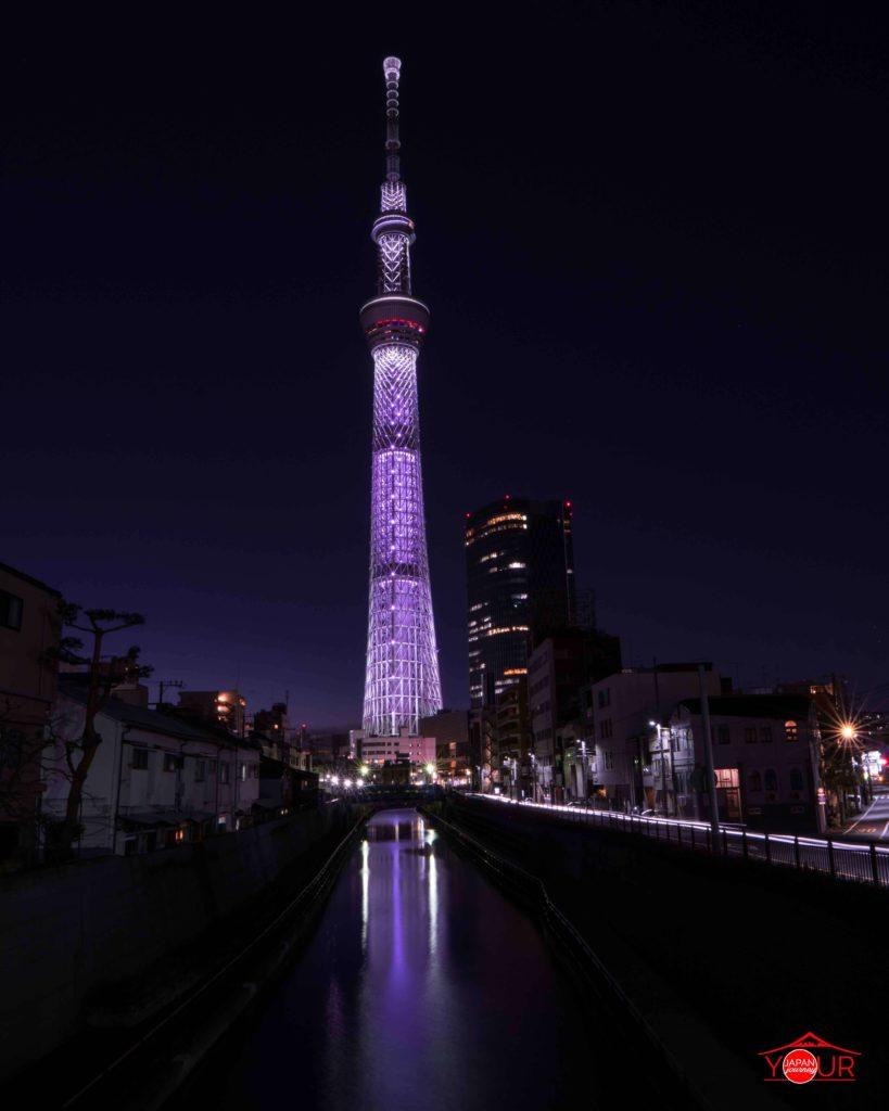 Instagrammable Spots in Tokyo - Asakusa Tokyo Skytree