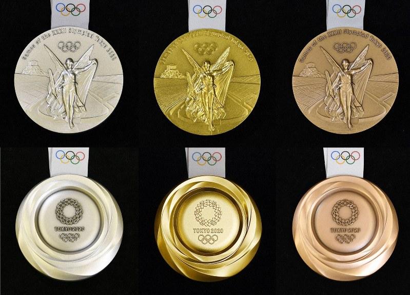 Tokyo-2020-medals-design